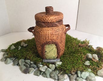 The Basket House Firefly House