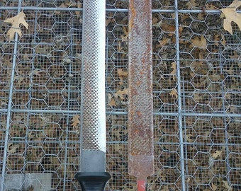Farrier Horse Rasp Knife