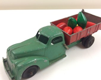 Hubly Dump Truck #476 Vintage Toy Truck