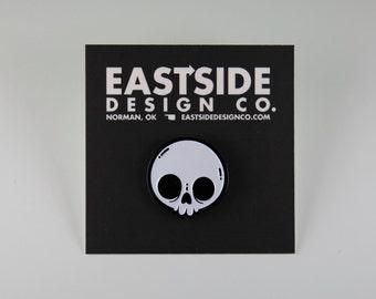 Skull Pin - Eastside Design Co.