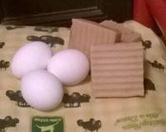 Farm Fresh Egg Soap