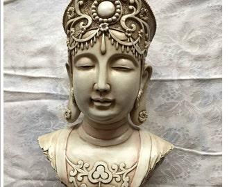Budha Kwan Head / Bust