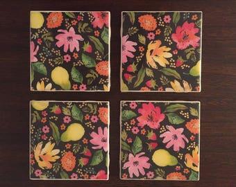 Tile Coasters (Set of 4)