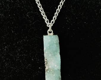 Blue Gemstone Neacklace