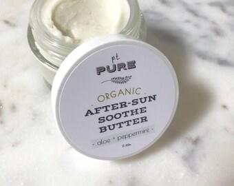 Organic After Sun Soothe Butter