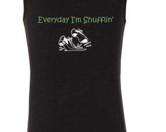 Everyday I'm Shufflin' Youth Tank