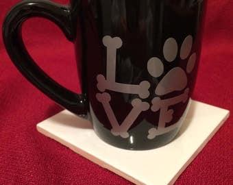 Personalized Dog Mugs