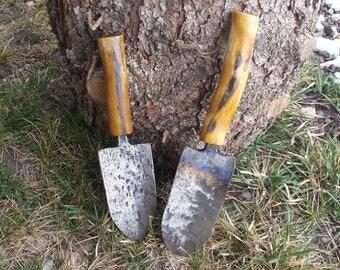 Heavy Duty Trowel, Hand Forged, Handmade, Blacksmith Made