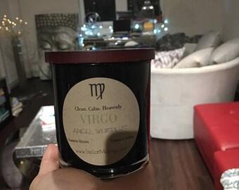 Virgo Angel Whispers Rustic