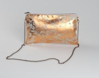 Party Shoulder bag, old golden chain handle, party clutch bag, Evening bag, lagut shop, woman bag, party handbag, party bag, fashion purse