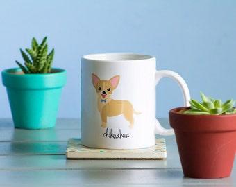 Chihuahua Mug (boy)