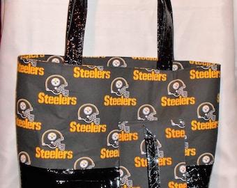 Pittsburgh Steelers Tote Set