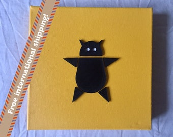 Zero Punctuation Imp 3D canvas