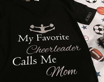 Cheer Mom shirt