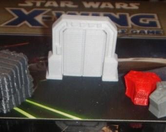 Imperial Assault Game Gear Terrain Pieces