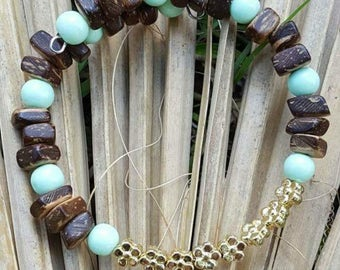 Bracelet, Memory wire bracelet