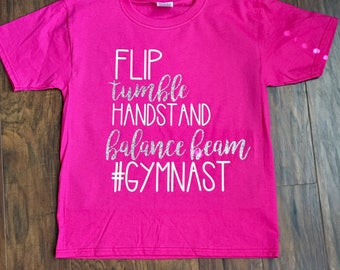 Gymnastic Tee