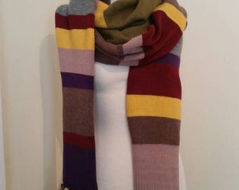 Doctor Who Scarf - Fourth Doctor