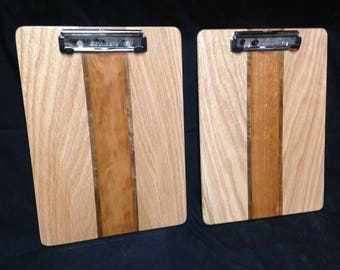 Pair of Custom Clipboards FREE SHIPPING!