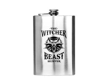 The Witcher Beast Hunter Flask