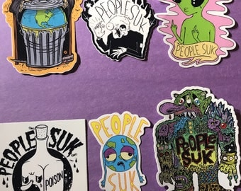 Sticker Pack! (Limited)