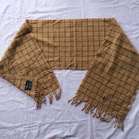 Polo Ralph Lauren muffler scarve scotland