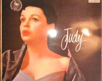 Judy Garland - Judy 1547701 Vinyl Record LP 1984