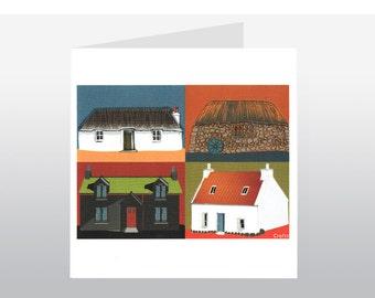 Scottish Crofts Card SC02