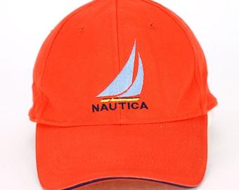 Vintage 90s NAUTICA Cap
