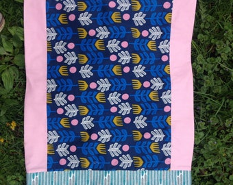 Patchwork Pillow Case #3