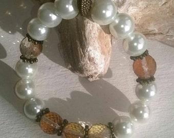 Bracelet of ⭐ beaded of ⭐ vintage style