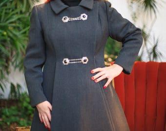 1970s Mod Coat