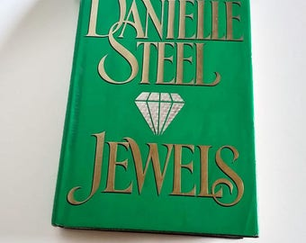 Jewels by Danielle Steel  Hardcover  1st Edition  Romance
