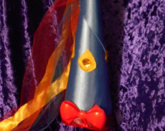 Snow White Princess cone hat