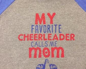 My Favorite Cheerleader Shirt