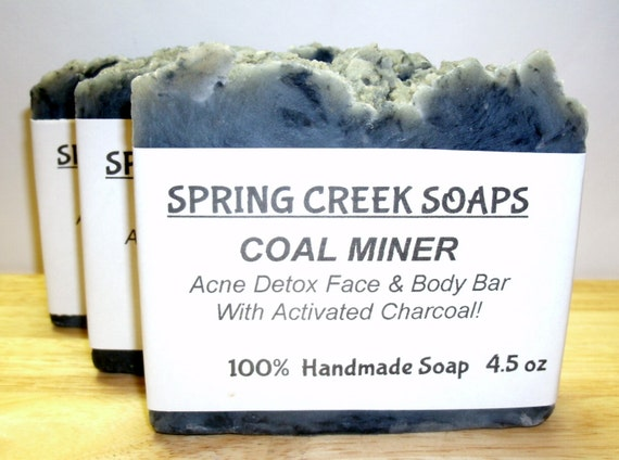 Acne body soap bar