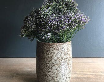 Modern Rustic Small Vase