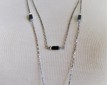 Necklace Kim-L' unconditional timeless, to fit with all your required without changing the time