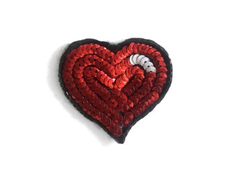 Love Heart Patch