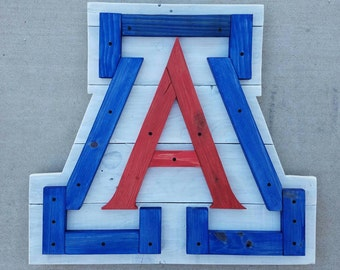University of Arizona A | Officially Licensed Collegate Product | Wildcats | Arizona | UofA