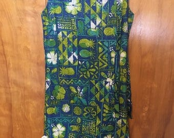 Alfred Shaheen Tropical Dress