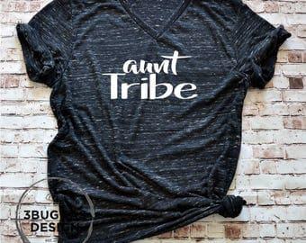 Aunt Tribe, Aunt Squad Tee, Favorite Aunt, Squad goals, Auntie to be, best aunt ever, best auntie gift, best aunt ever shirt, auntie to be