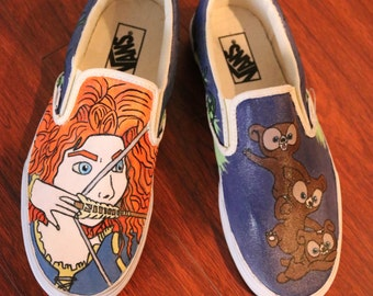 Brave Disney Shoes