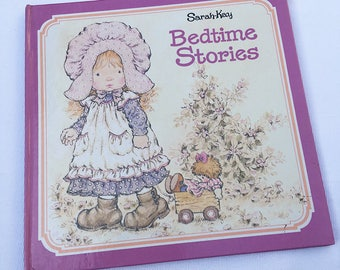 Vintage | Sarah Kay | Bedtime Stories | Hardcover Book