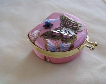 Jewelry Box - Blue Nectar - Artist Sausage Arts