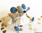 Ratón Princesa Loca