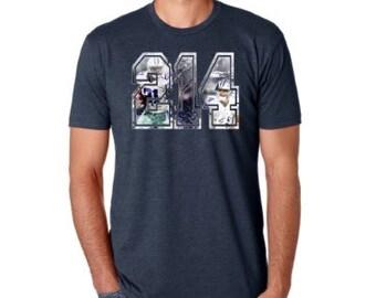 Ezekiel Elliot Dak Prescott 214 T-shirt, Dallas Cowboy T-shirt