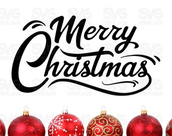 Merry Christmas SVG | Holiday Quotes, Sayings and Graphics