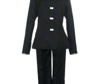 Soul Eater Death the Kid Cosplay Costumes