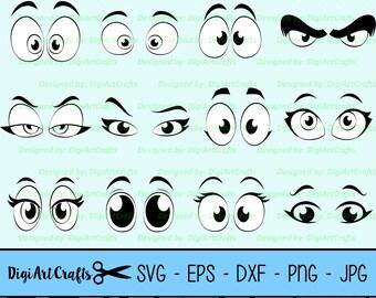 Blinking eye | Etsy